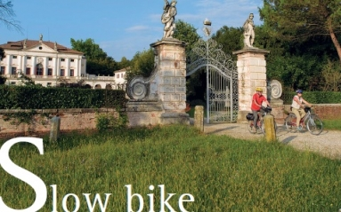 Slow bike in Valle Agredo
